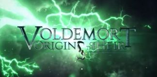 poster of the Voldemort: Origins of the heir