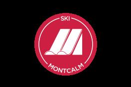 Logo rond ski montcalm rouge ed002686912ac9a094deecdf51639e71