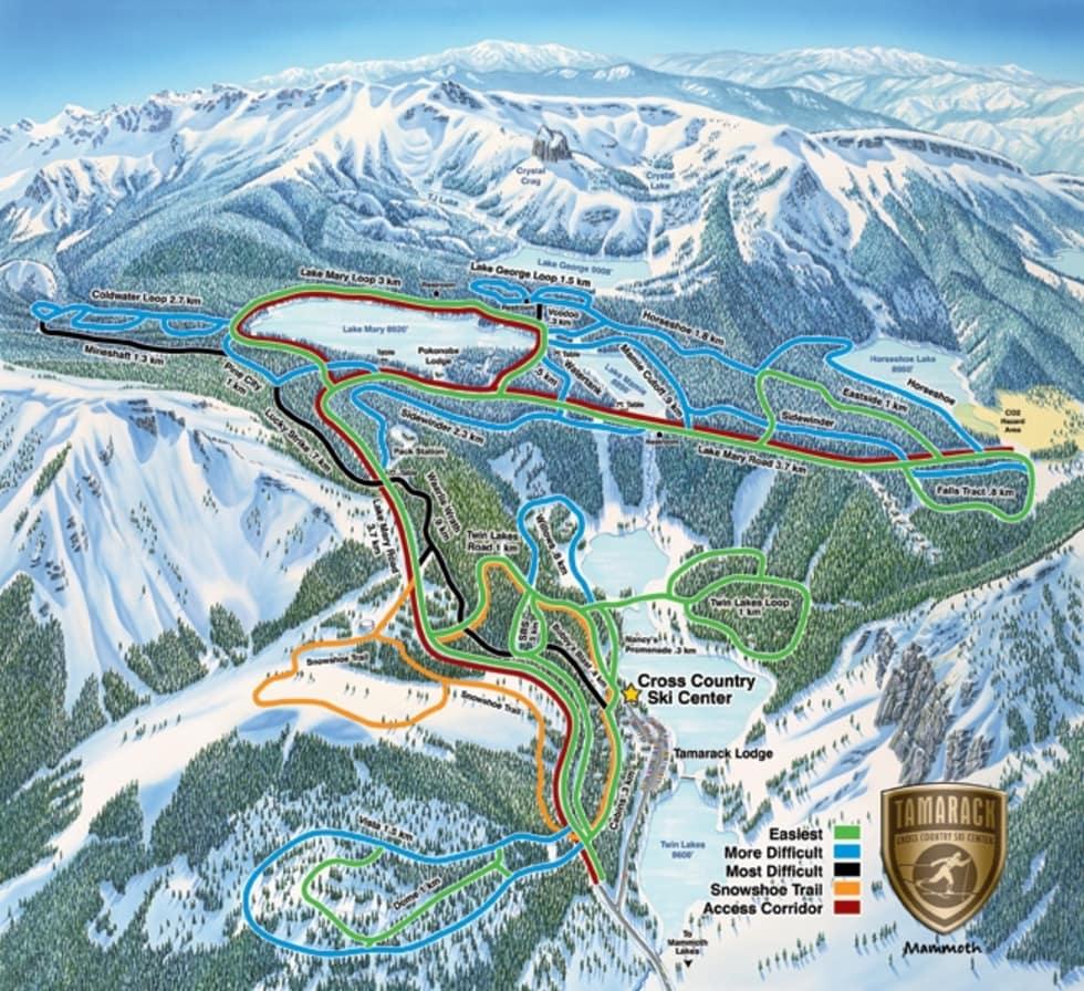 Beaver Valley Trail Map Liftopia - Beaver creek ski trail map