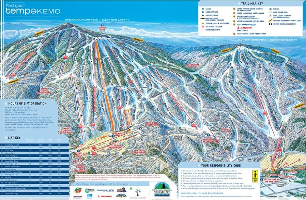 Loon mountain trail map 25781 movieweb loon mountain trail map publicscrutiny Choice Image