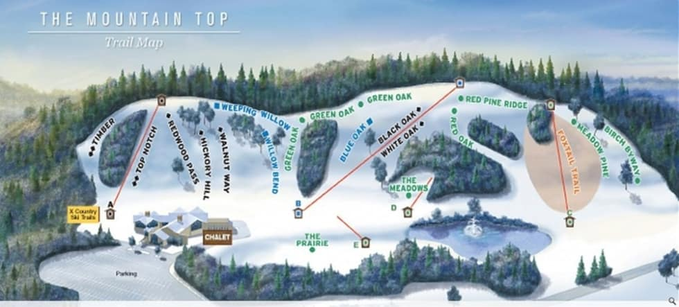 Worksheet. Grand Geneva Trail Map  Liftopia