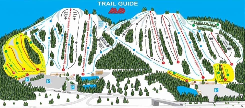 Mount st louis moonstone trail map liftopia mount st louis moonstone trail map publicscrutiny Gallery