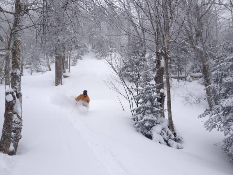 Ski and stay