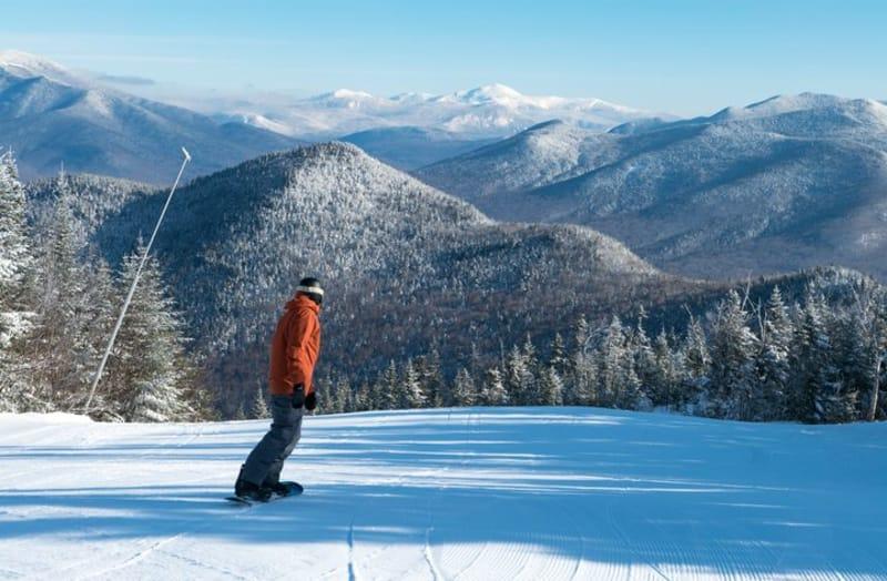 Snow & Resort Stats