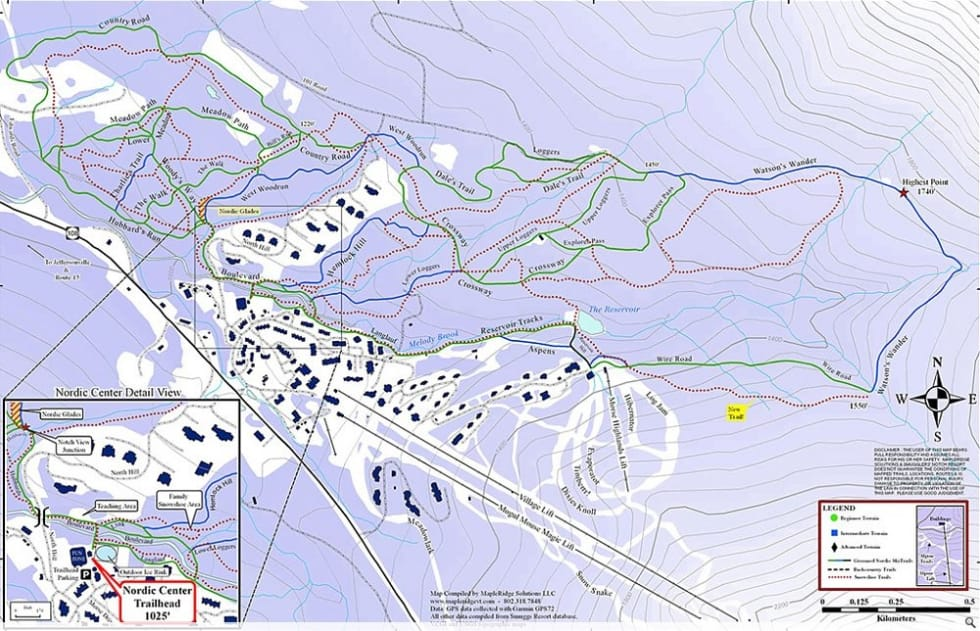 Smugglers' Notch XC Trail Map   Liftopia on three notch trail map, vermont ski resorts map, smuggs mountain map, smugglers notch state park map, smugglers' notch ski trail map, smugglers notch vt lodging, smugglers' notch resort trail map, smuggs trail map, long trail vermont map,
