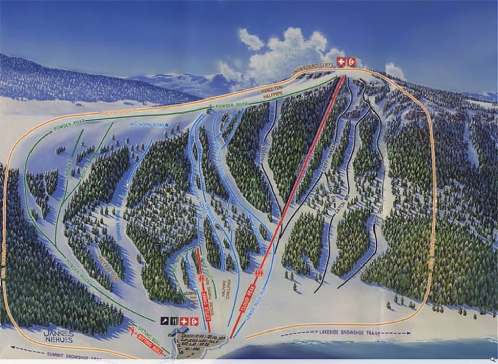 Meadowlark Ski Lodge Trail Map | Liftopia on lakes in wyoming map, skiing near jackson wy, sleeping giant state park trail map, national parks in wyoming map, caves in wyoming map, casinos in wyoming map, rocky mountains in wyoming map, ghost towns in wyoming map, skiing in lake powell, skiing in jackson wyoming, jackson hole ski trail map,