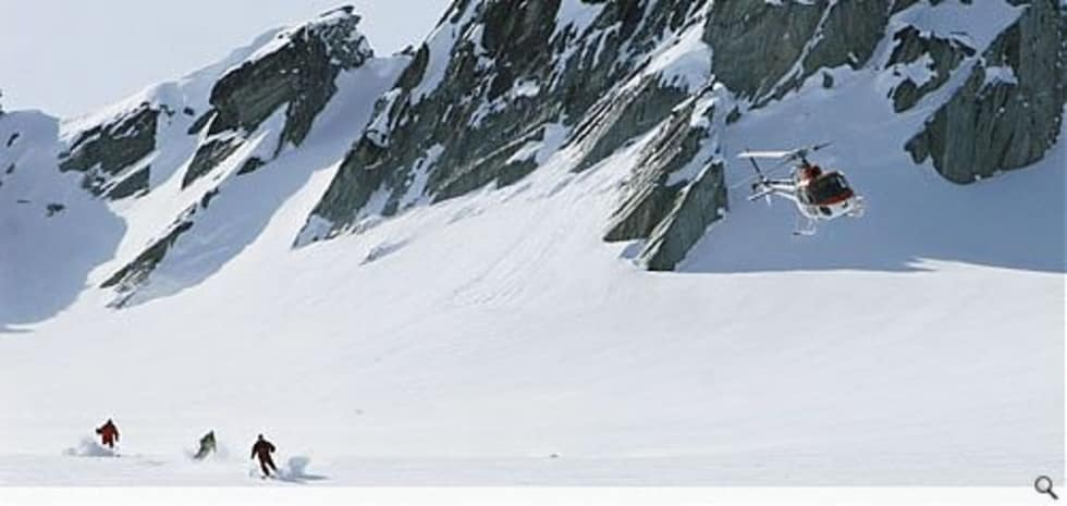 Great Canadian Heli-Skiing Trail Map   Liftopia on