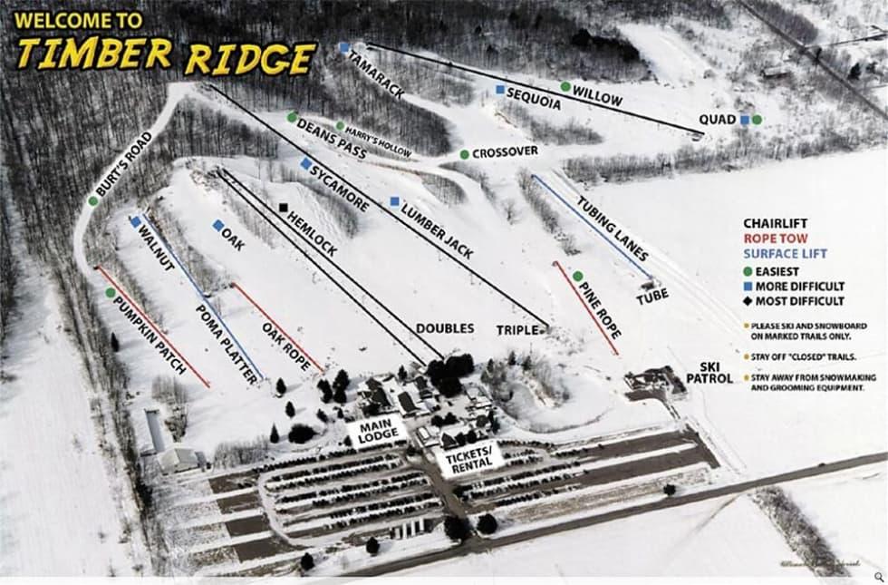 Timber Ridge Trail Map | Liftopia on hiking michigan map, kayak michigan map, lake huron fishing map, norway michigan map, camping michigan map, travel michigan map, golf michigan map, boyne highlands map, lake michigan map, mountain michigan map, hotels michigan map, christmas michigan map, northern wisconsin upper peninsula michigan map, ski north dakota, garden michigan map,