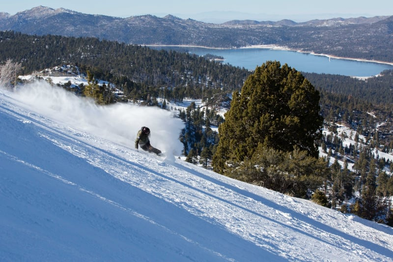 Bear mountain lift tickets passes from liftopia for Cabins near snow summit