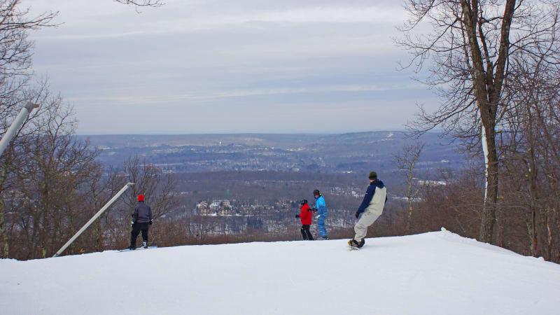 Shawnee Mountain Ski Area (PA) Lift Tickets & Passes from ...