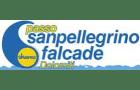Passo San Pellegrino - Falcade Logo