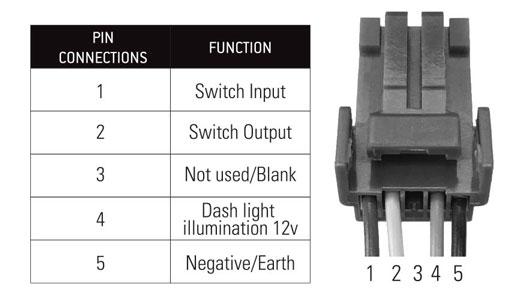 Switch Connector Schematic