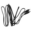 6ft Interconnect Cable for Modular LED Under Cabinet Lighting (Black)