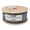 14AWG 2-Conductor Direct Burial Wire for Low Voltage Landscape Lighting, 250ft