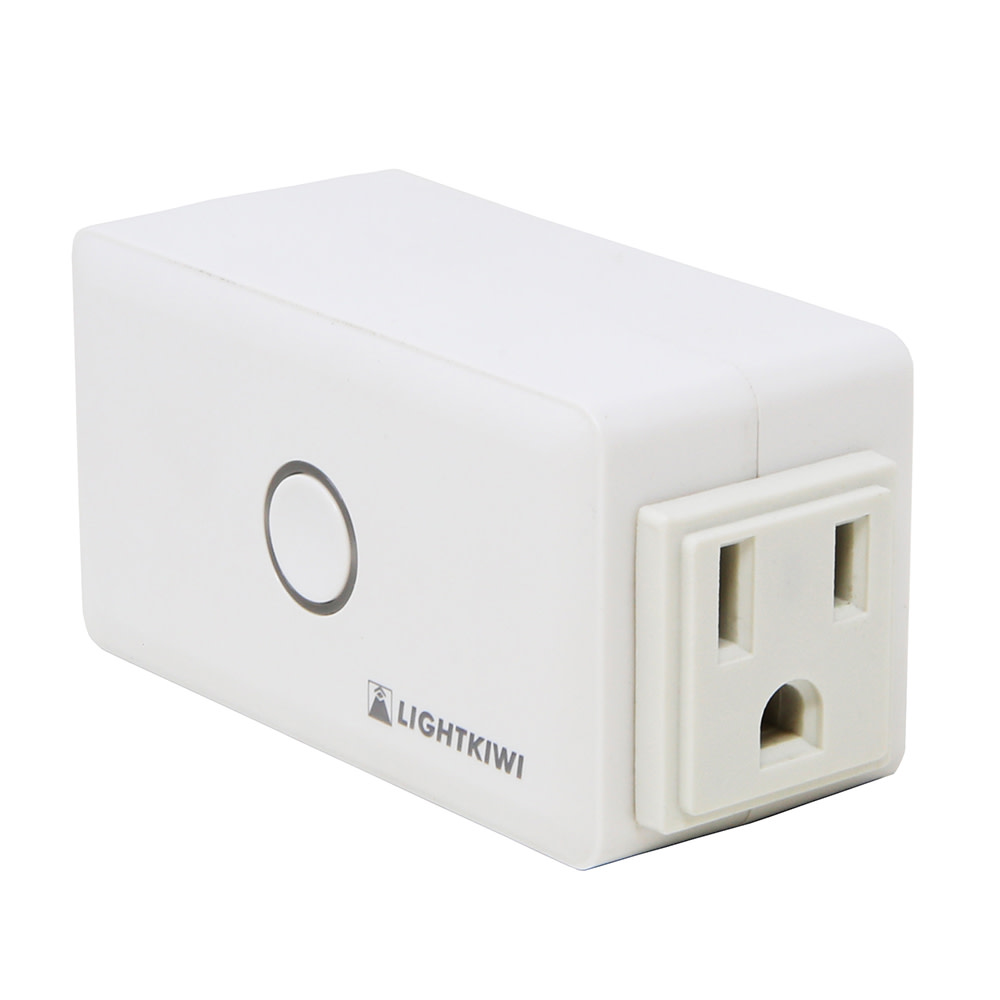 Wifi Smart Plug For Low Voltage Landscape Lighting Transformer