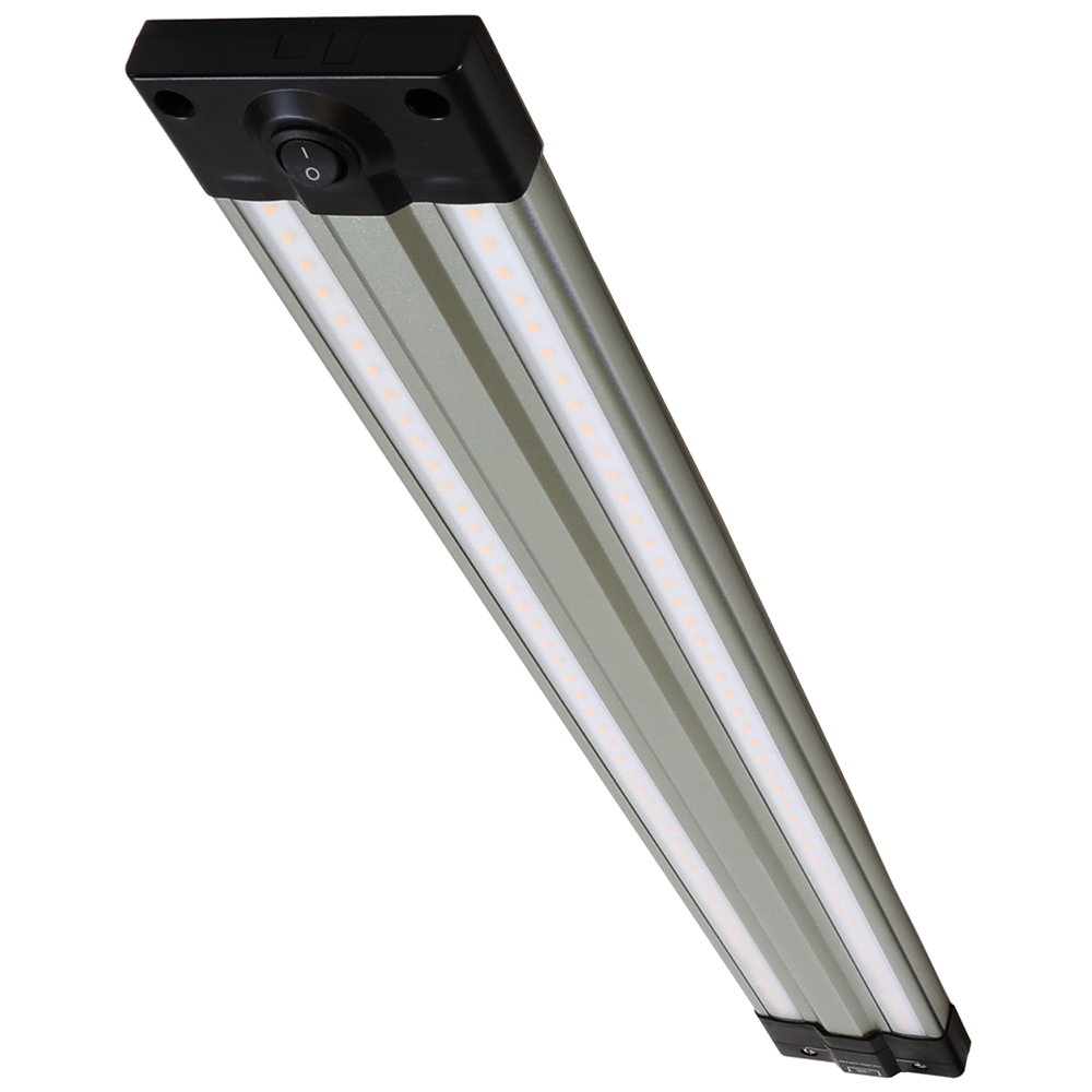 hard wire cabinet lighting. 20 Inch Warm White Plug-In / Hardwire LED Under Cabinet Lighting Hard Wire