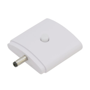 Lightkiwi W6808 Rotary Dimmer Switch for Modular LED Under Cabinet Lighting White