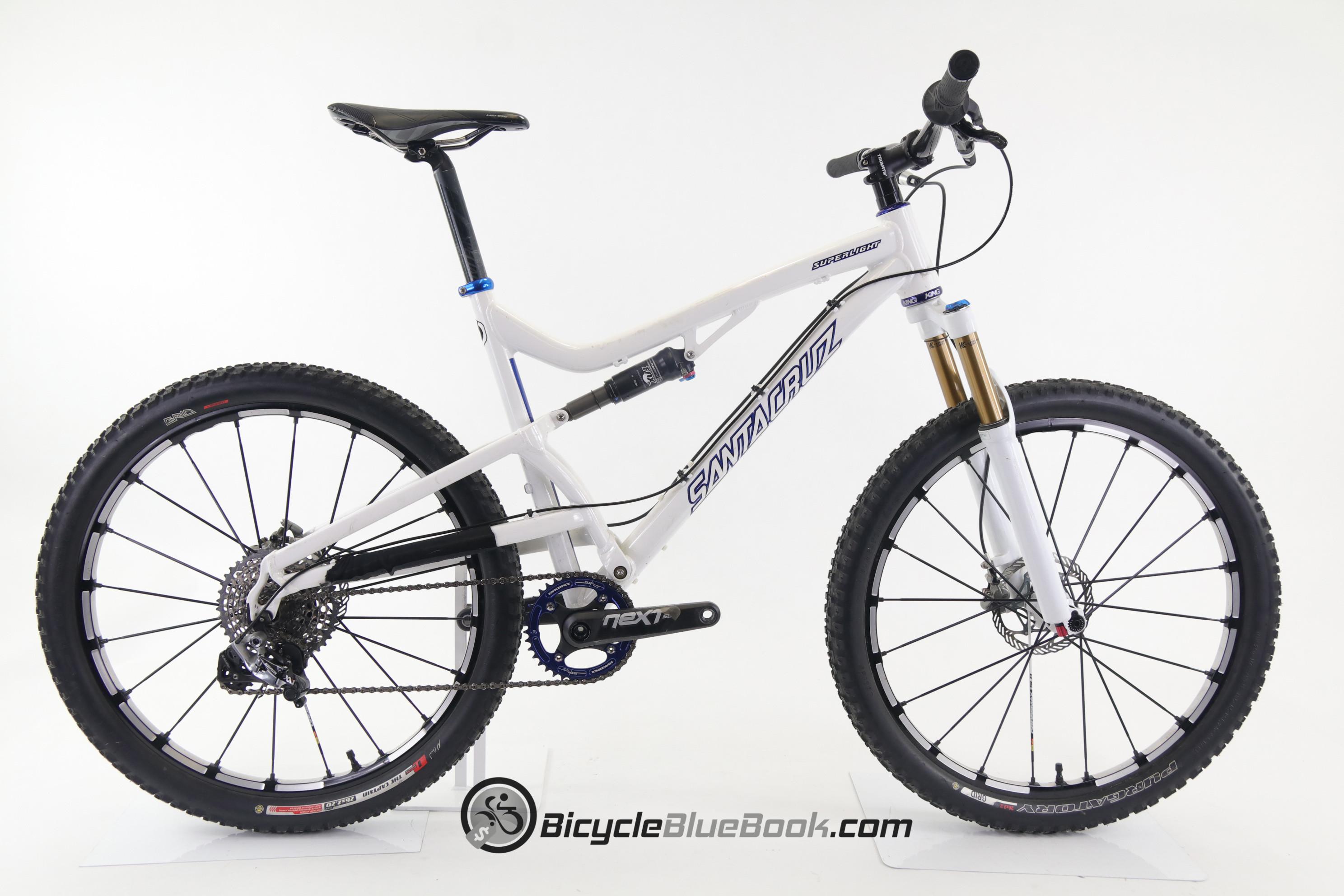 Santa Cruz Superlight Custom For Sale - 2253 - BicycleBlueBook.com