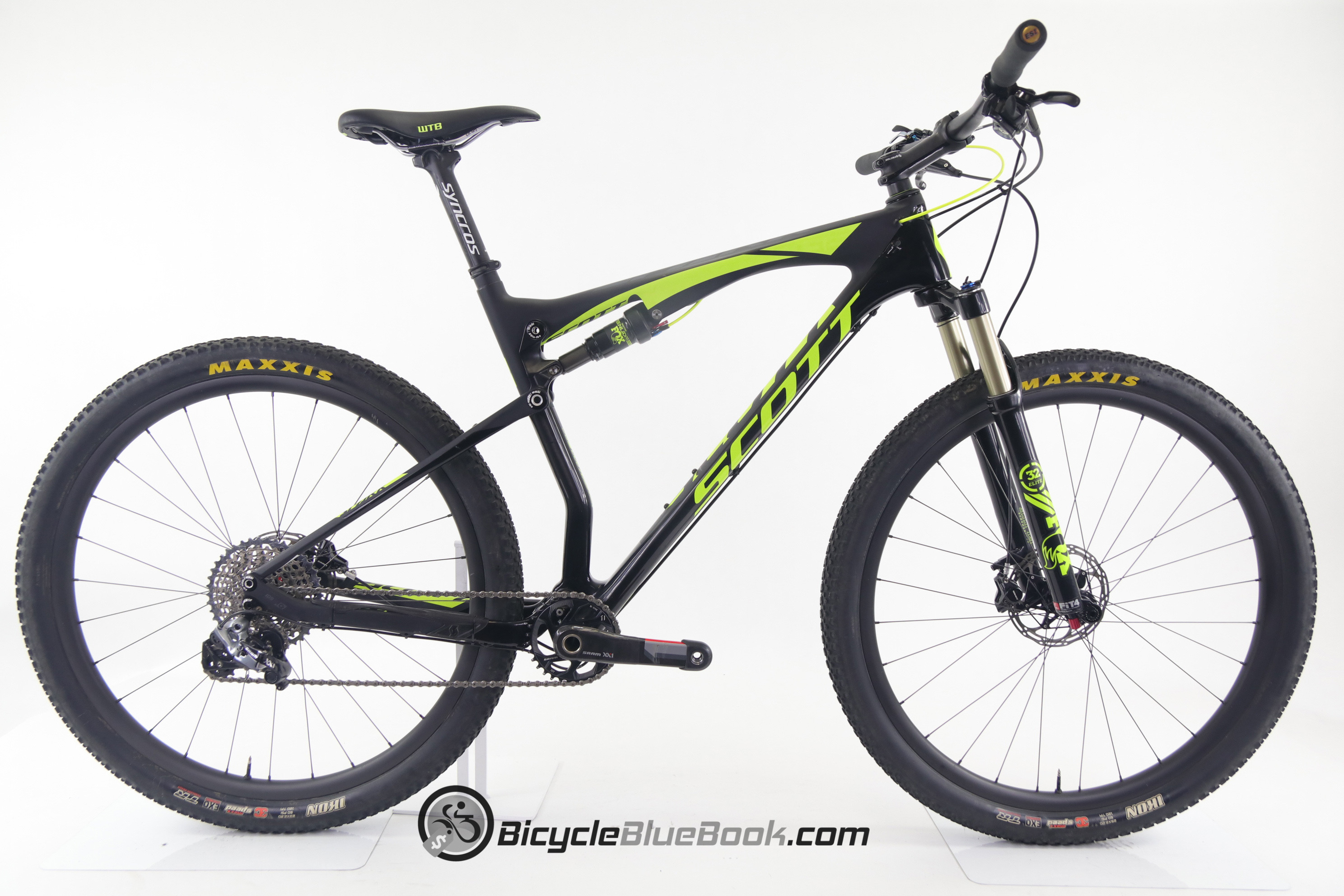 5dde2b4fa7b Scott Spark 900 RC For Sale - 2312 - BicycleBlueBook.com