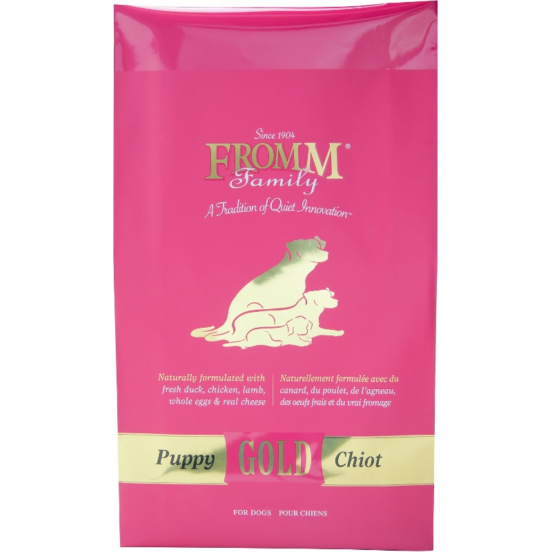 Fromm Gold Holistic Puppy Dry Dog Food 15lbs