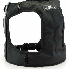 Sleepypod ClickIt Terrain Dog Harness Black
