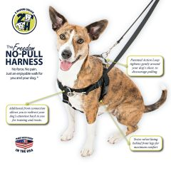 Freedom No-Pull Dog Harness ONLY - 2 Hounds Design
