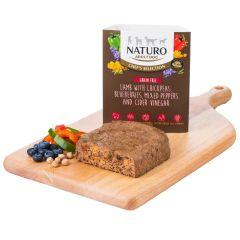 Naturo Dog Food Tray - Chef's Selection Grain-Free Lamb 400 g