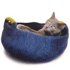 """Dharma Dog Karma Cat Handles Basket 14"""""""