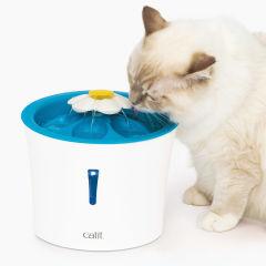 Catit - LED Flower Cat Drinking Fountain