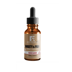 Apawthecary Pets Hemp Terpenes (CBD oil) for dogs and cats - Bacon flavoured - 30 ml