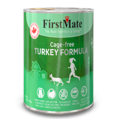 FirstMate - (Cat) Can - Turkey 12.2 oz