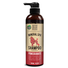 Reliq Mineral Spa Dog Shampoo - Pomegranate 500 ml