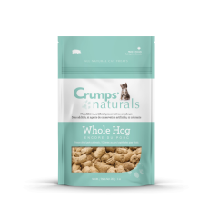 Crumps' Naturals Cat Treats - Whole Hog Freeze-dried Pork 28 g