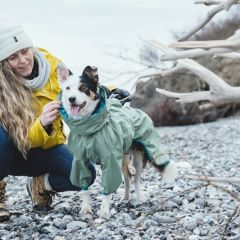 Hurtta Dog Rain Blocker Coat