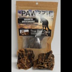 True Raw Choice - Pawzzie - dehydrated dog chew - Kangaroo Tail 2 pk