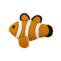 RC Pet Wonkz Sea Cat Toys - Clown Fish