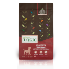 Nature's Logic Beef Kibble for Dogs