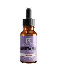 Apawthecarypets Hemp Terpenes (CBD oil) for dogs and cats - Unflavoured - 30 ml