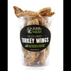 Vital Essentials - VE Raw Bar - Freeze-Dried Turkey Wing (1 pc)