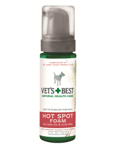 Vet's Best - Hot Spot/Itch Relief Foam 4 oz