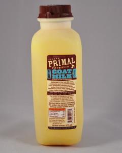 Primal - Raw Goat Milk