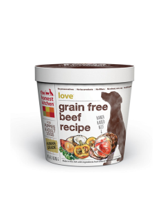 Honest Kitchen - (Dog) Dehydrated - Love - Beef 3 oz Cup