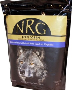 NRG Raw One - (Dog) Dehydrated -  Beef