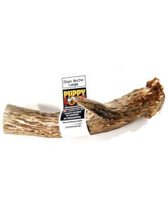 Puppy Love - Treat (dog) - Deer Antler Large