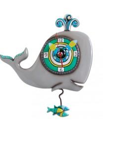 Allen Designs - Whett Whilly Clock
