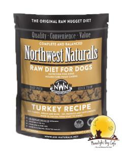 NWN Northwest Naturals - Raw - Turkey