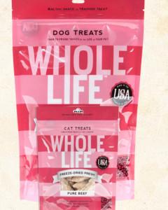 Whole Life - Treats - Freeze-Dried Beef