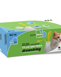 Pureness - Litter Liners Extra Giant 15pk