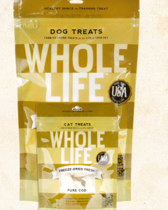 Whole Life - Treats - Freeze-Dried Wild Atlantic Cod