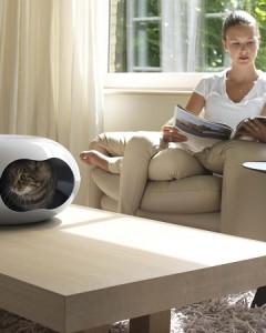 Moderna - DOONUT Round Pet Bed w Cushion